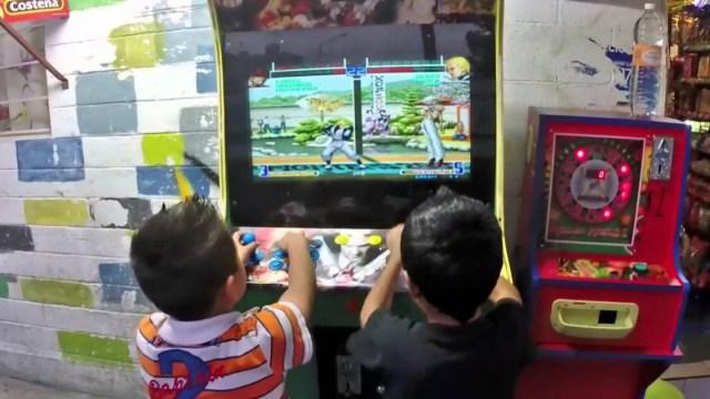 Street Fighter II Maquinitas, Maquinitas, Capcom, Street Fighter II, México, Piratería