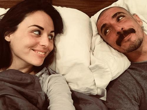 Zuria Vega y Alberto Guerra anuncian embarazo