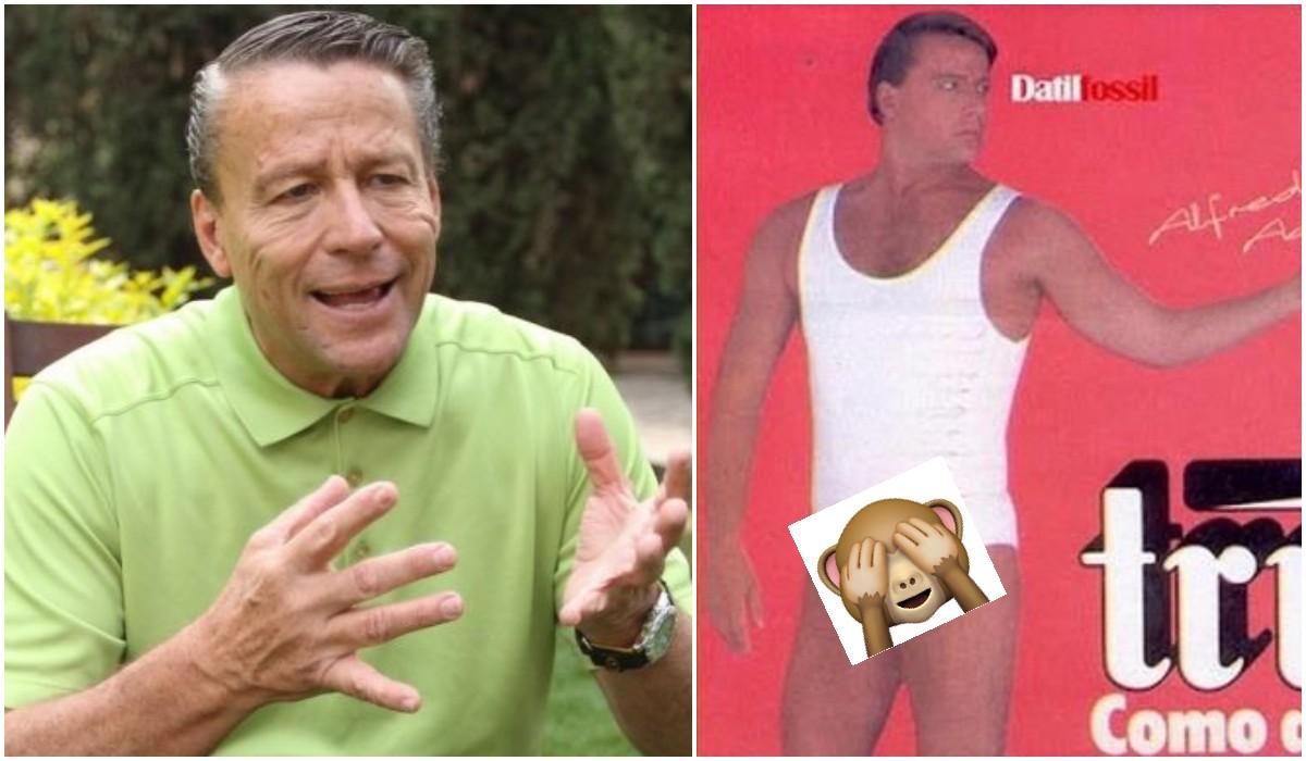 Filtran Pack Alfredo Adame Nudes Desnudo