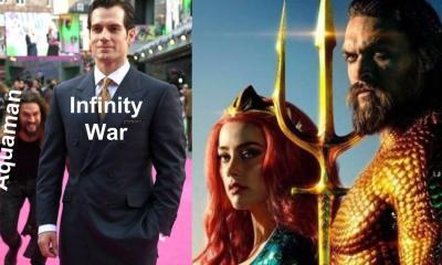 Aquaman rompió récord de Infinity War en tan solo un día