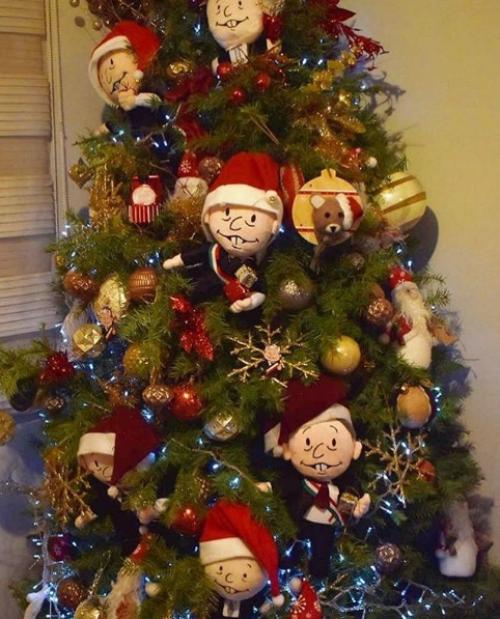 Arbol de Navidad AMLO