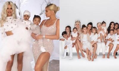 Navidad De Las Kardashian 2018, Navidad, Kardashian, Kim Kardashian, Kanye West, Paris Hilton
