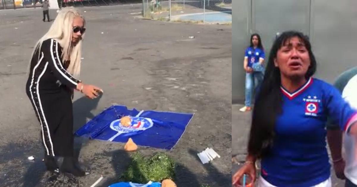 Bruja Zulema hizo hechizo para que Cruz Azul sea campeón