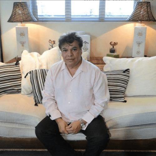 Difunden nueva foto que comprueba que Juan Gabriel está vivo