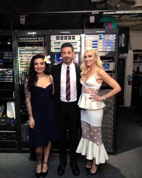 Gwen Stefani hace desaveniencia a Mon Laferte