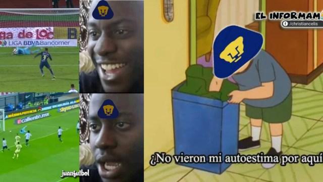Memes América Pumas Liga MX 2018, Memes, América Vs. Pumas, América, Pumas, Memes
