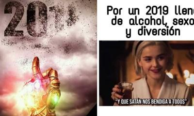 Mejores memes de año nuevo