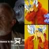 Memes Shun Mujer, Memes Caballeros Del Zodiaco Shun, Shun Mujer, Memes, Netflix, Caballeros Del Zodiaco