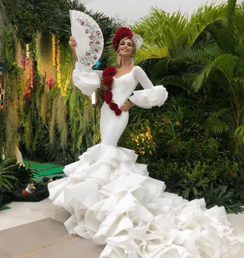 Miss España Traje Típico