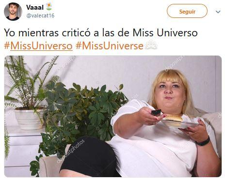Memes Mis Universo 2018 sin Ángela Ponce