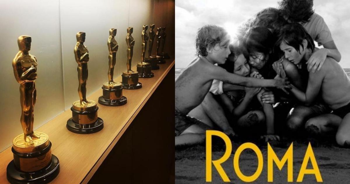 Roma En Shortlists De Los Oscar, Roma Nominada Oscar, Nominados Oscar 2019, Oscar, Premios Oscar 2019, Nominados