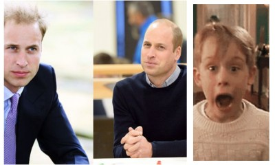 ¡OMG! Así sería el #10yearchallenge de la Familia Real