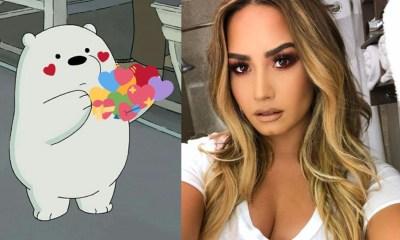 Demi Lovato comparte video de beso con su novio
