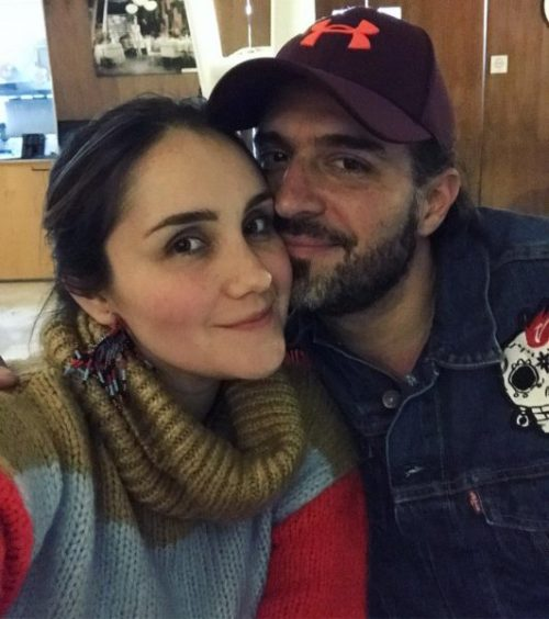 Dulce Maria anuncia compromiso con Paco Alvarez