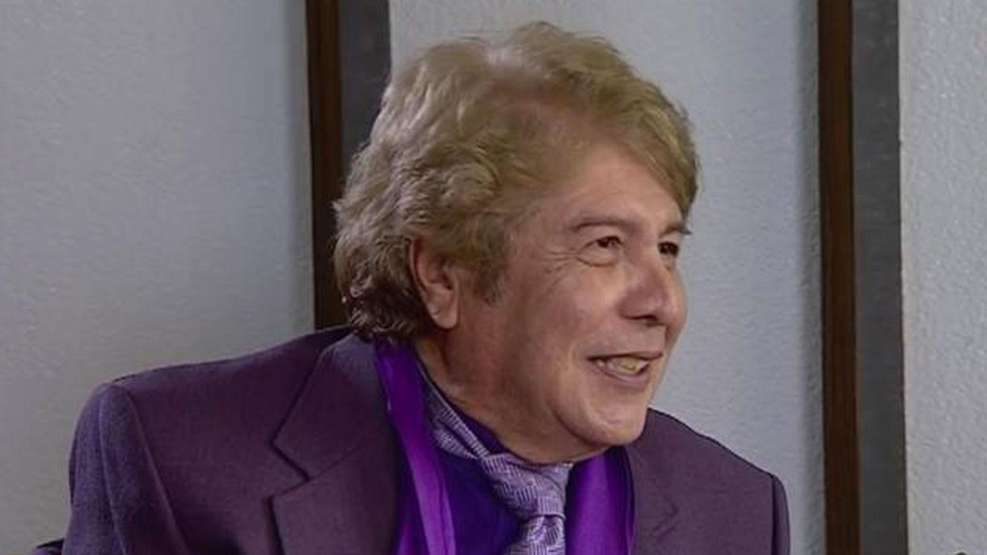 Joaquín Muñoz afirma que el regreso de Juan Gabriel depende de una persona muy importante