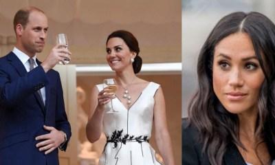 Kate Middelton No Invita Meghan Markle Cumpleaños, Cumpleaños Kate Middleton, Kate Middleton, Meghan Markle, Peleadas, Principe Harry