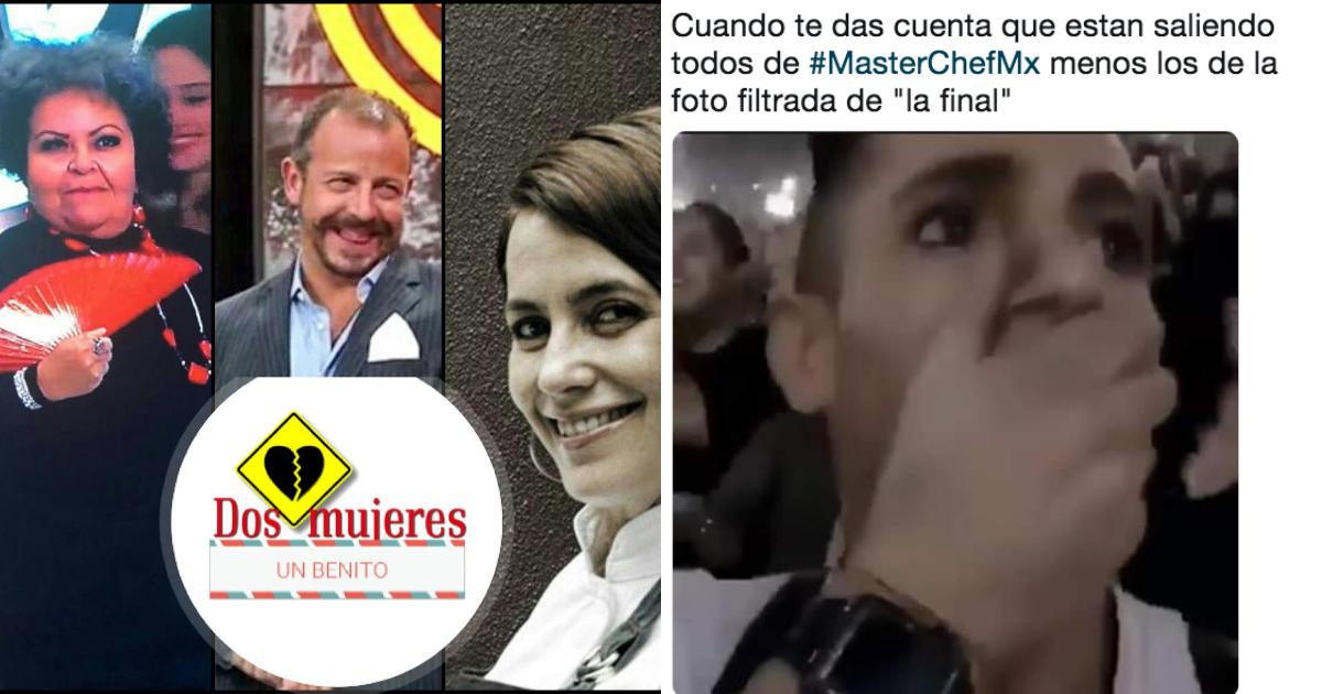 Memes Regina Master Chef MX, Memes Master Chef MX, Master Chef MX, Memes, Regina Master Chef MX, Geny Chef Benito