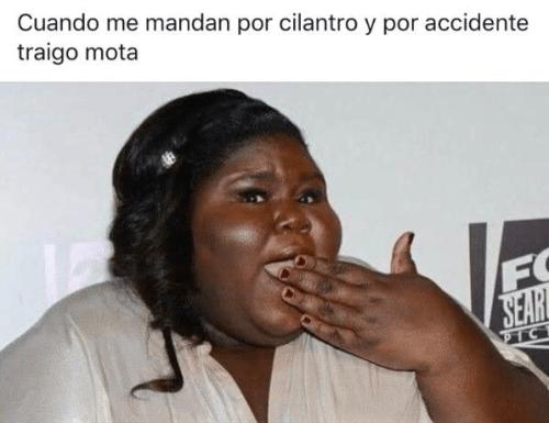 Memes de Precious