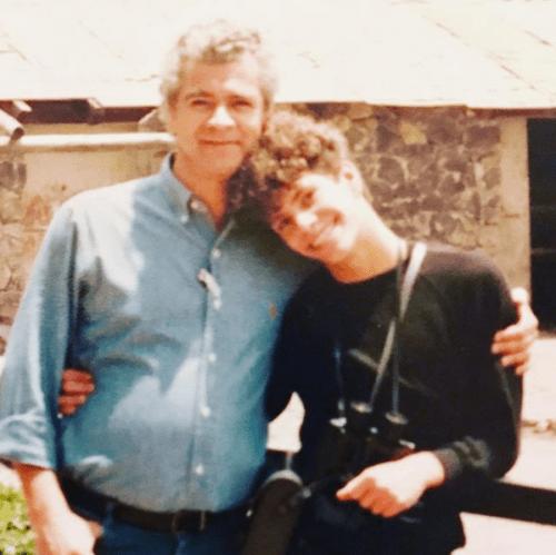 Muere el padre de Diego Schoening
