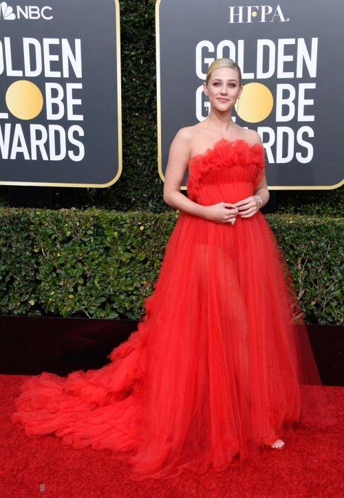 Mejor Peor Vestidos Alfombra Roja Golden Globes 2019
