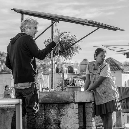 Roma podría ganar mejor película en los premios Oscar
