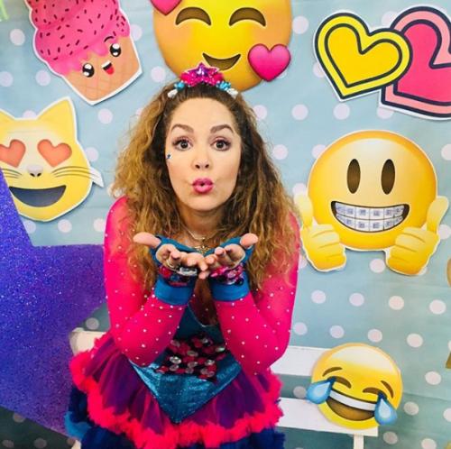 Tatiana quiere regresar a los escenarios con reggaetón para niños