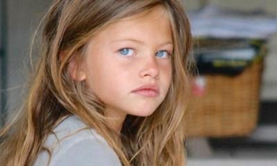 Thylane Blondeau Sorprende 10 Year Challenge, 10 Year Challenge, Thylane Blondeau 2019, Niña Más Bella Del Mundo, Thylane Blondeau 2009, Modelo