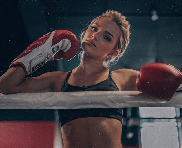 Irina Baeva responde a las acusaciones de Geraldine Bazán