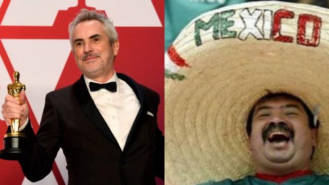 Alfonso Cuarón Agradece Triunfo Roma En Premios Oscar, Alfonso Cuarón, Roma, Oscar, México, Director