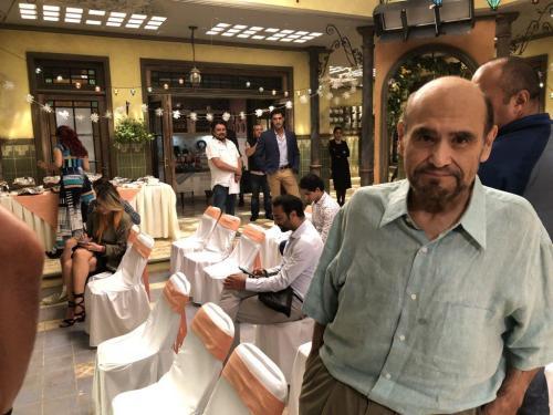 Edgar Vivar revela su lucha contra el Alzhaimer