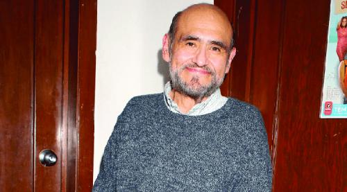 Edgar Vivar desmiente su lucha contra el Alzheimer