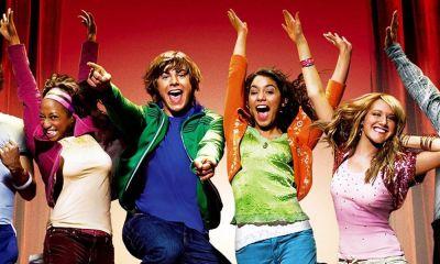 Así lucen los protagonistas de High School Musical