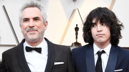 Por qué el hijo de Alfonso Cuarón hacía caras