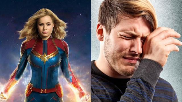 Hombres enojados quieren boicotear Capitana Marvel