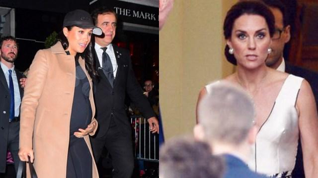 Kate Middleton No Asiste A Baby Shower De Meghan Markle, Meghan Markle, Baby Shower, Kate Middleton, Peleadas, Embarazo