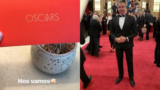 Latin Lover Paga Boleto Por Asistir A Los Oscar, Premios Oscar 2019, Latin Lover, Premios Oscar, Boleto, Fotos