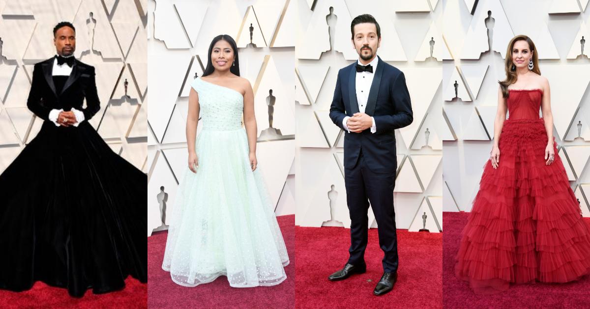 fbc75fe22 La alfombra roja de los Premios Oscar 2019