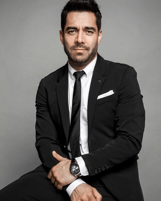 Confirman a Omar Chaparro en papel de Pedro Infante