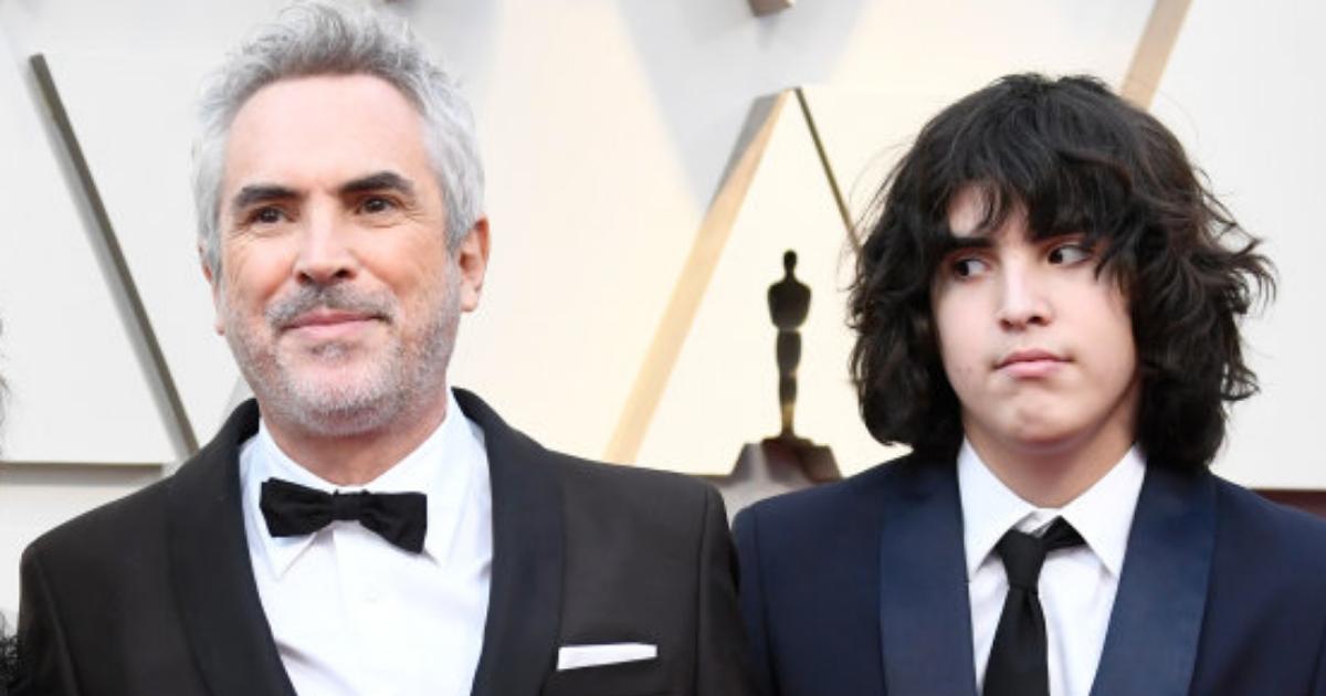 Olmo Cuarón, Alfonso Cuarón Hijo, Dibujos