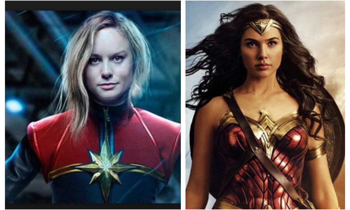 """""""Capitana Marvel"""" la está rompiendo en taquilla y ya le ganó a """"Mujer Maravilla"""""""