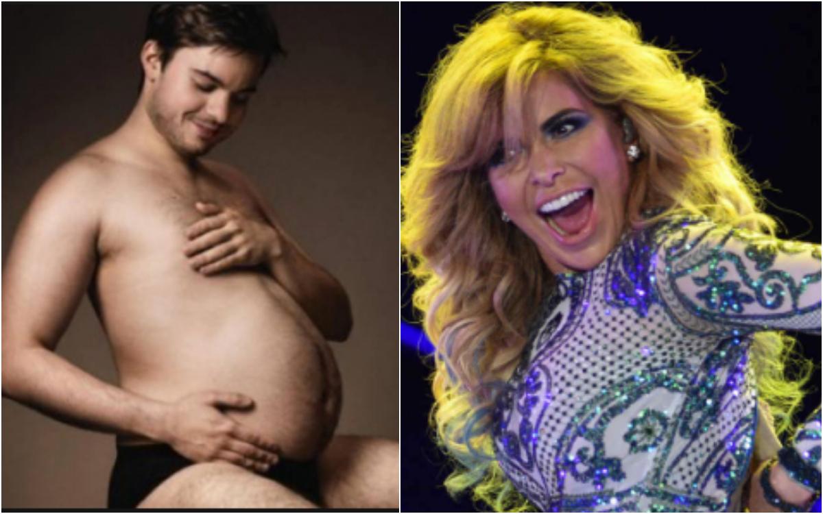 Gloria Trevi asegura que si los hombres se embarazarán