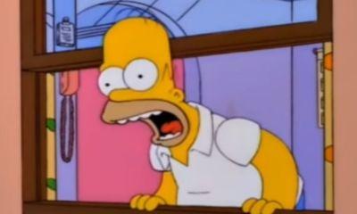 Milhouse challenge Encuentra al vecino fan de los Simpson
