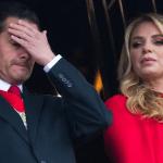 Foto Enrique Peña Nieto Angélica Rivero Divorcio 23 Marzo 2019