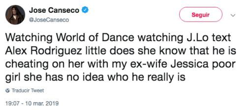 Novio de JLo le fue infiel con esposa de otro jugador