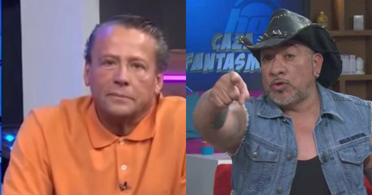 Alfredo Adame, Carlos Trejo, Pelea