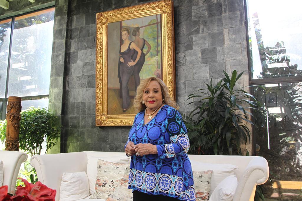 Muere la actriz mexicana Silvia Pinal