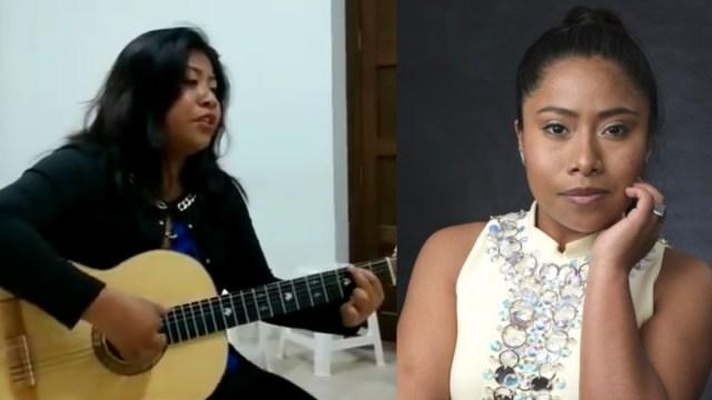 Descubrimos que la hermana de Yalitza es youtuber y cantante