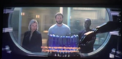 Filtran escena post créditos de Capitana Marvel