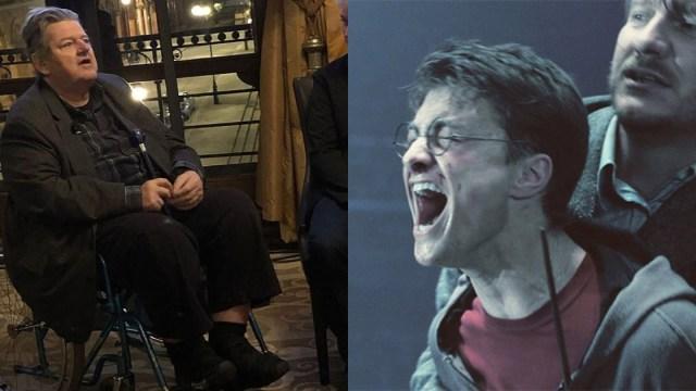 Hagrid Harry Potter perdió la batalla contra la osteoartris
