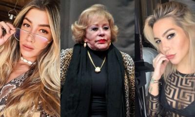 Pelea Entre Frida Sofía Y Michelle Salas, De Quién Es Hija Frida Sofía, De Quien Es Hija Michelle Salas, Frida Sofía, Michelle Salas, Pleito